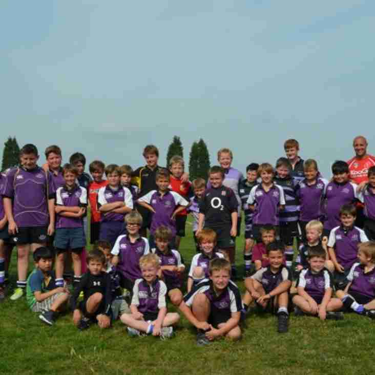 Pre Season Rugby Camps a great success