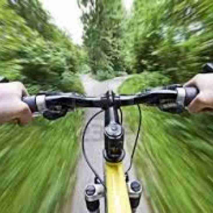 U12s Mountain Biking this Sunday