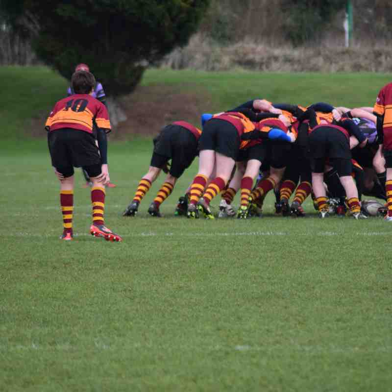 Under15 vs Dursley 05/02/17