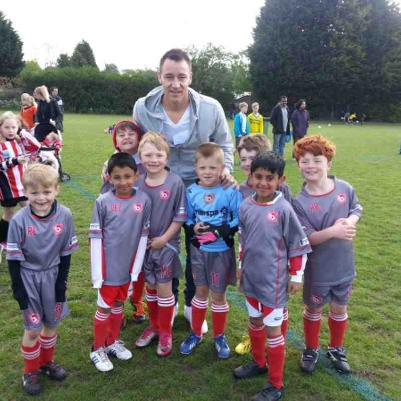 Under 7's Wokingham and Basingstoke Tournaments