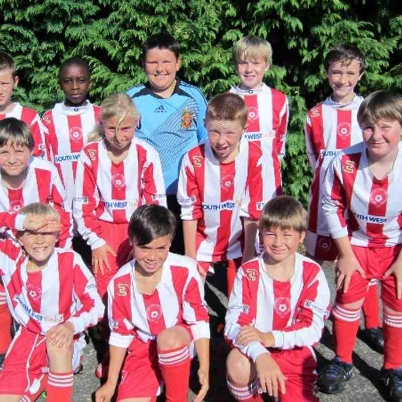 U12 Rangers