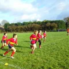 RFU event at Barkers for Women and girls