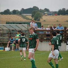 Barnhall vs Titans 2014