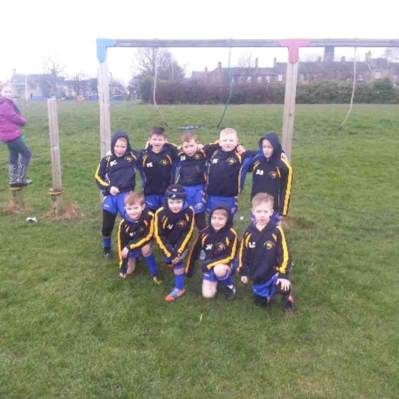 Bradford Dudley Hill Under 7's - Games in 2014