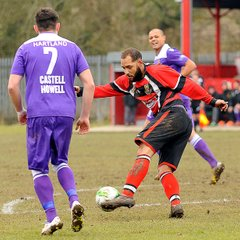 Welsh Cup vs Carmarthen