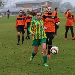 WYFC Amazons vs Derry Hill