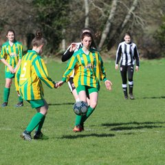 WYFC Amazons vs Bath City 4th Mar 17