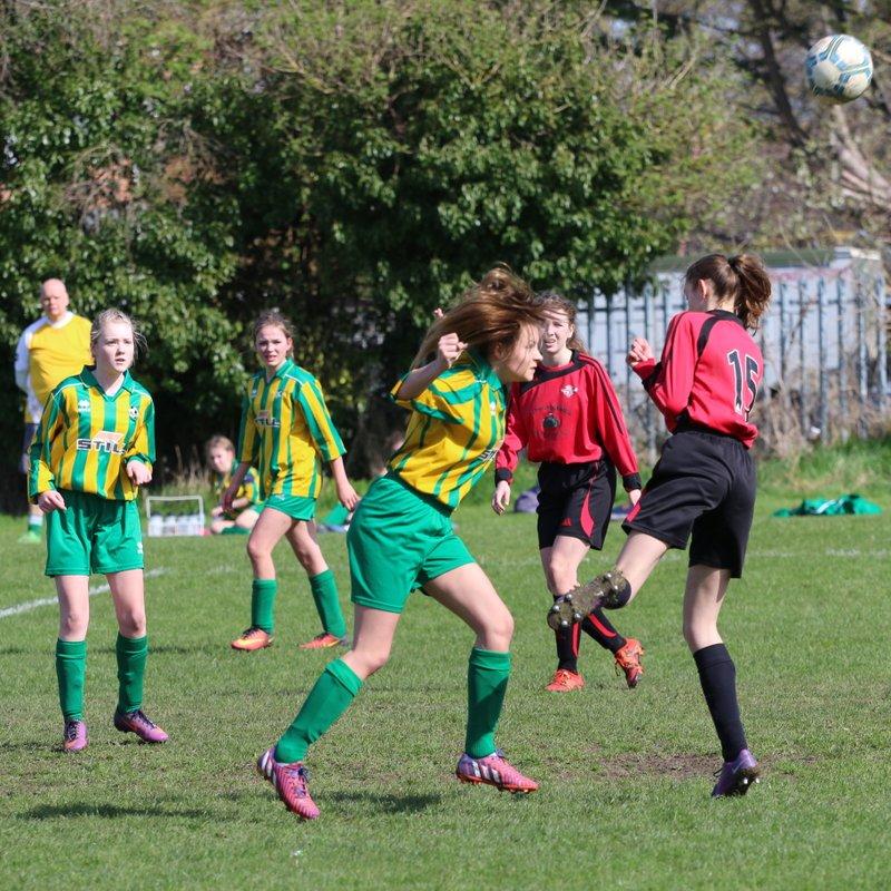 WYFC Amazons vs Swindon Spitfires