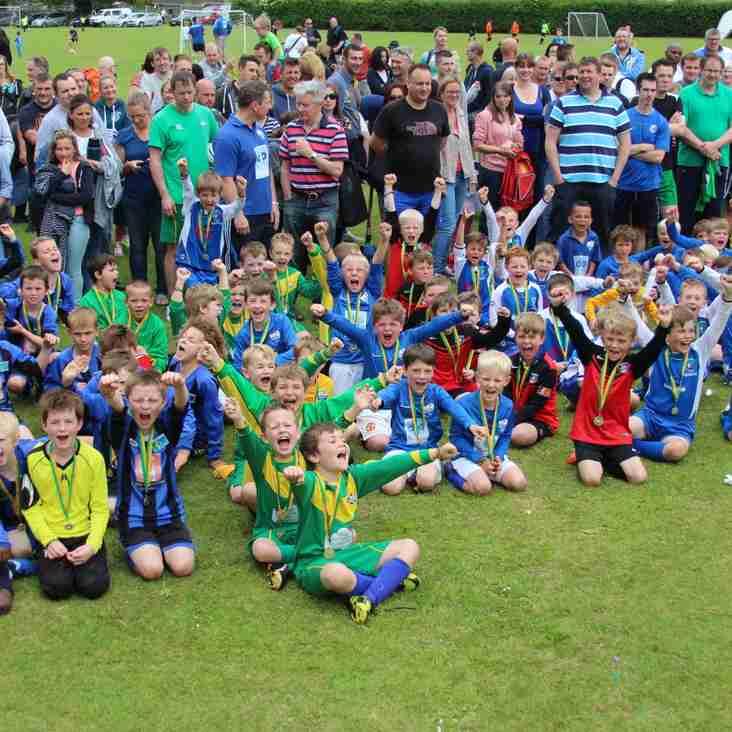 Westbury Youth FC 2019 Tournament