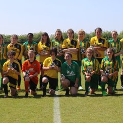 Melksham Town vs WYFC Amazons - League Cup Final