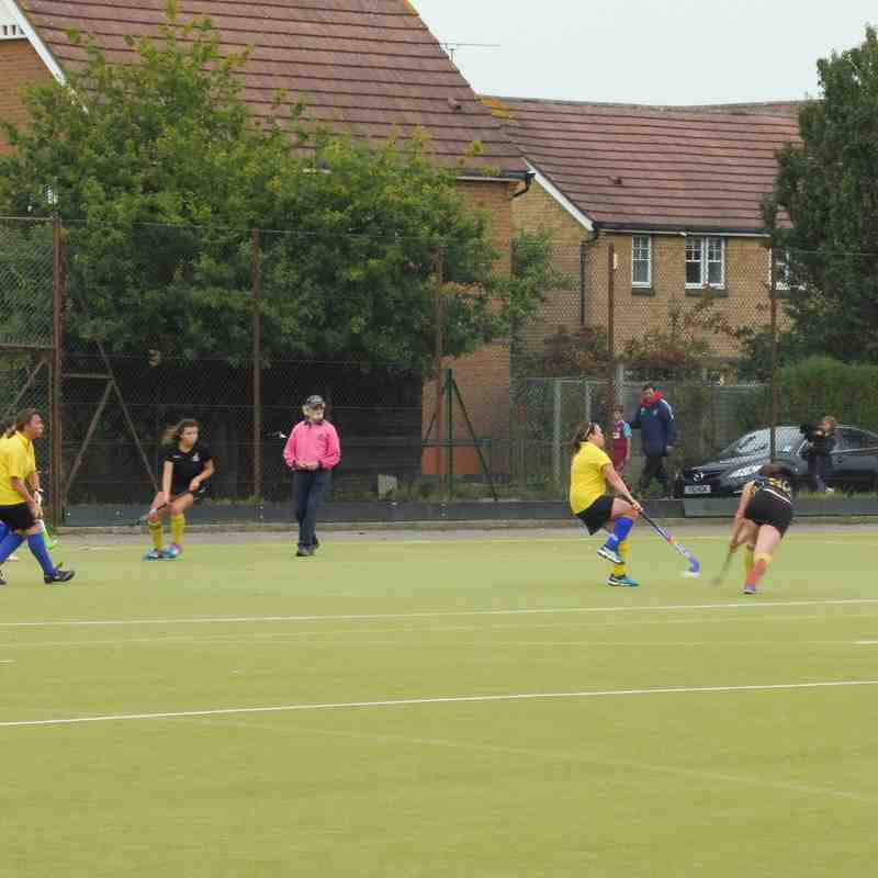 Ladies II Vs Sonning 4