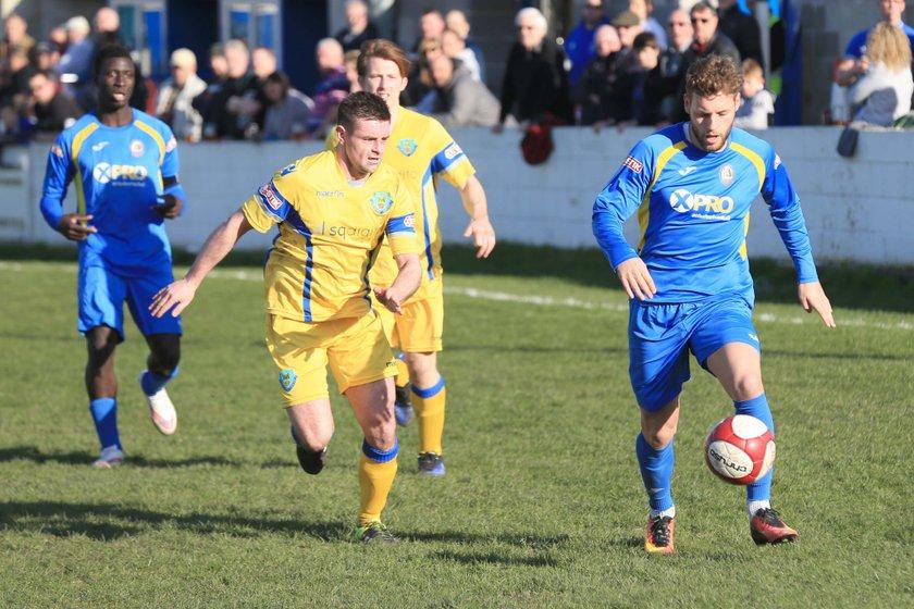Radcliffe Borough 0 – 3 Lancaster City Match Report