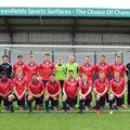 First Team beat AFC Mansfield 1 - 0