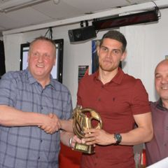 End Of Season Awards - 16/17