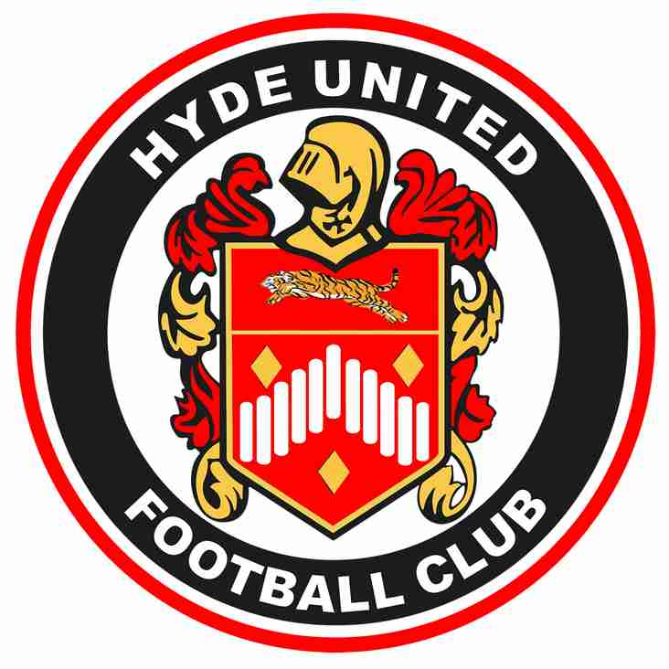 Hyde United AFC CBS Election 2018