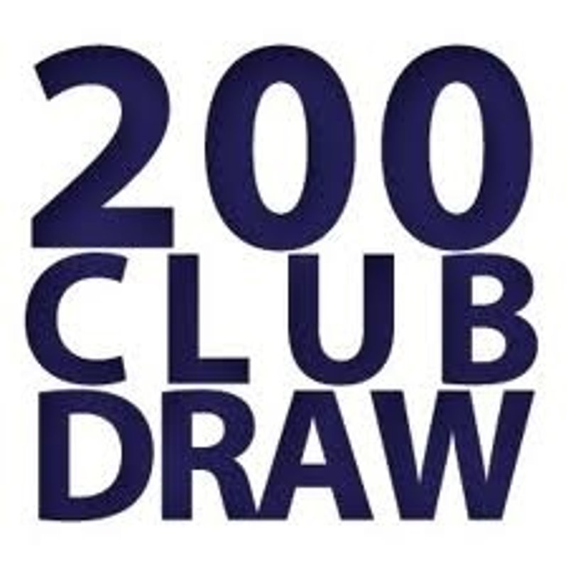 April 200 Club Winners