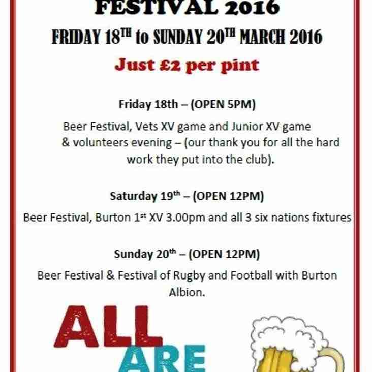 Beer Festival 2016
