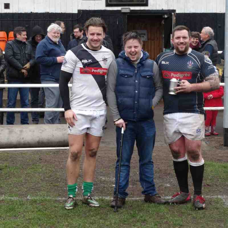 Easter Charity Match 260316