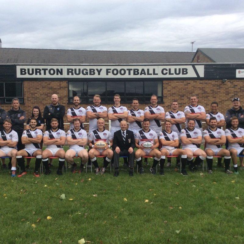 Change of Venue, but Still a Win for Burton