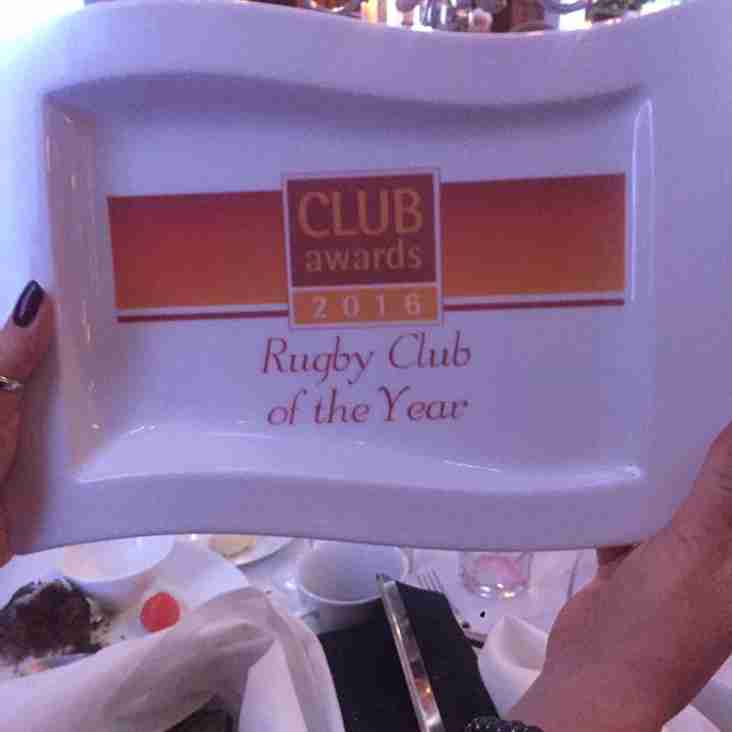 Rugby Club of the Year