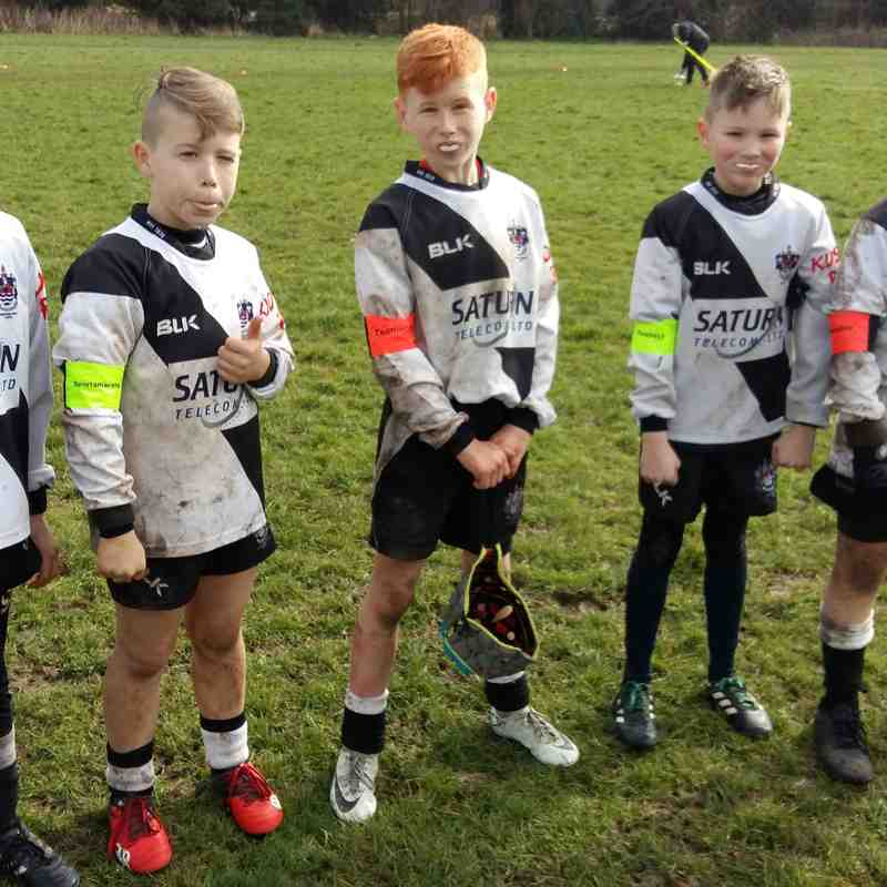U10s Burntwood 110318