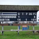 101 Points for Burton