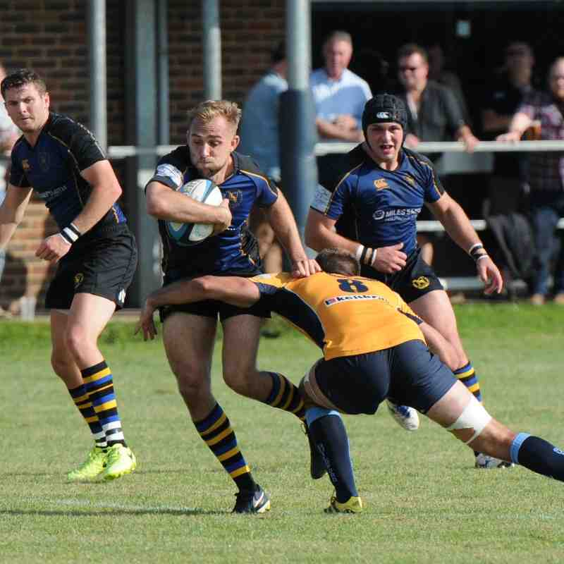 Hertford -v- Guildford