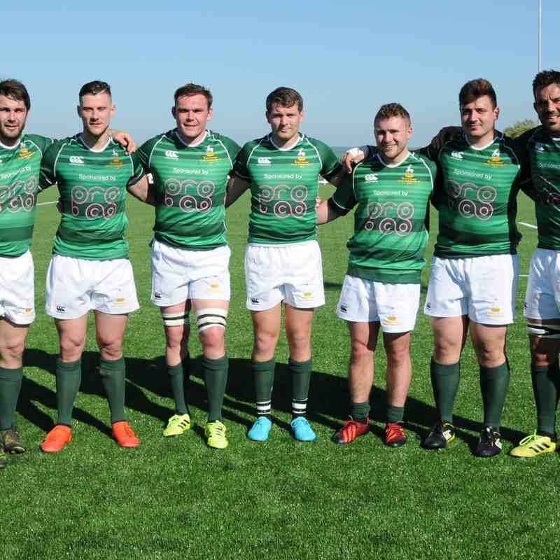 Hertford boys for Herts -v- Kent, May 5th 2018