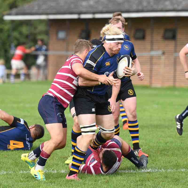 Hertford -v- Shelford Second Half