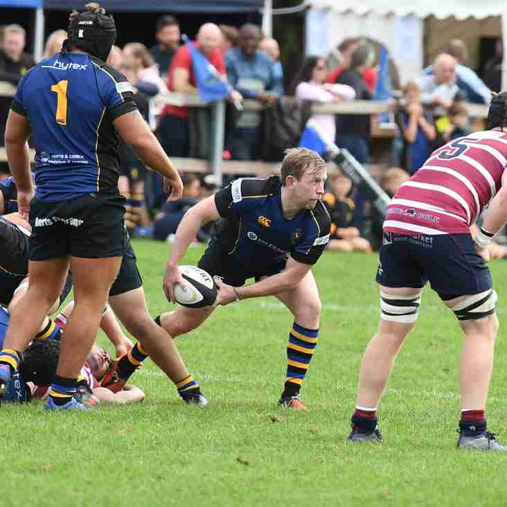 TEAM NEWS: 1st XV to play Guildford