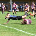 HERTFORD'S players responded in emphatic fashion.