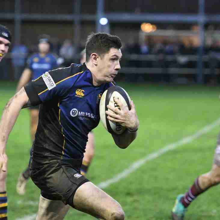 TEAM NEWS: Hertford v Shelford