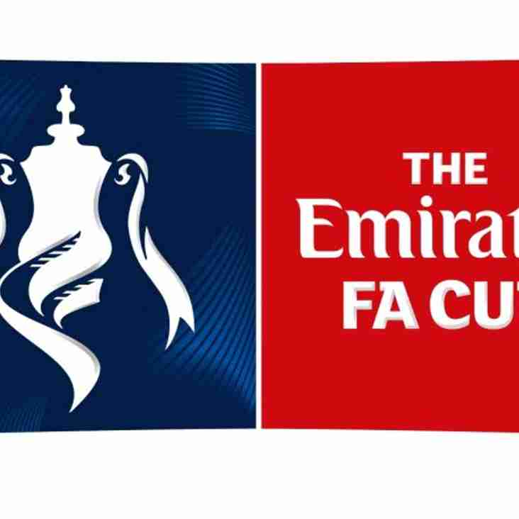 City drawn away to Daventry Town FC in The FA Cup