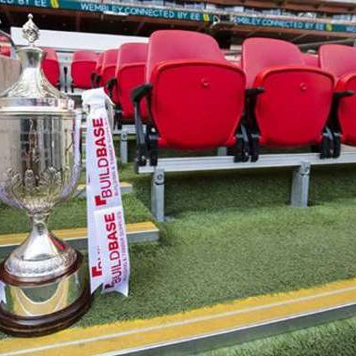 FA Vase Draw - City face Sherwood Colliery<