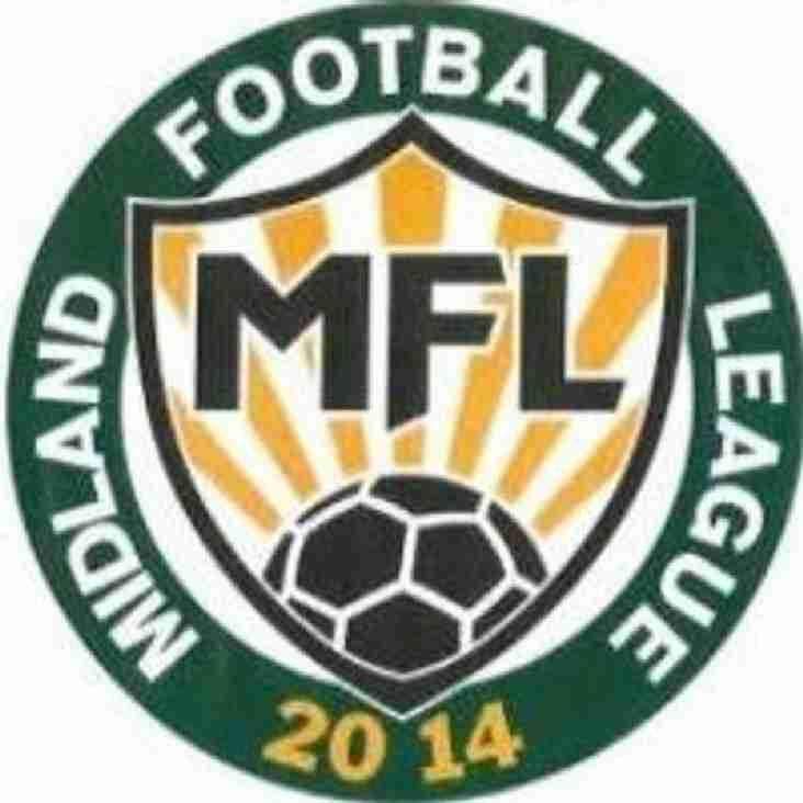 Midland Football League Premier- Full Fixture List 2019/2020