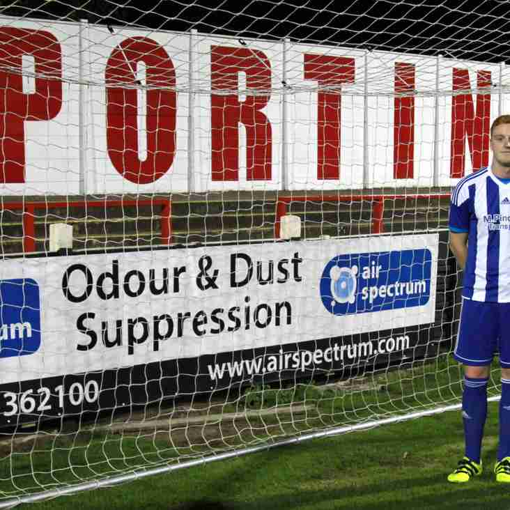 Air Spectrum sponsor Worcester City FC