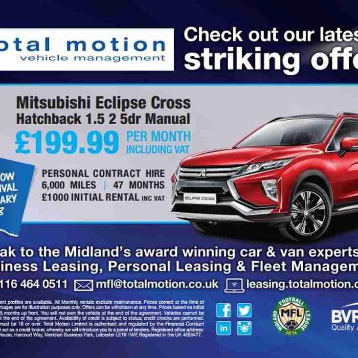 Total Motion - November Offer