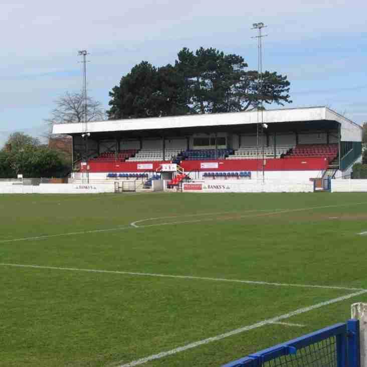 Stratford Town and Stourbridge Friendlies - Arrangements Agreed