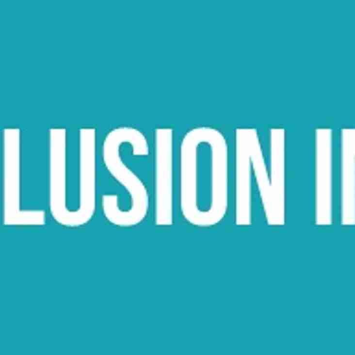 Inclusion In Sport become Social Media Sponsor