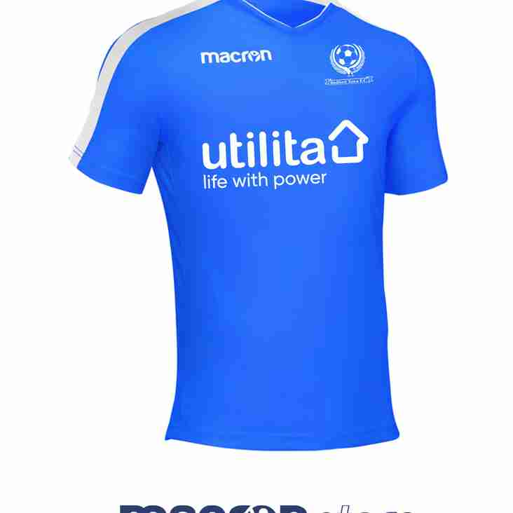 Bedford Town FC 'energised' by new kit and sponsor deal