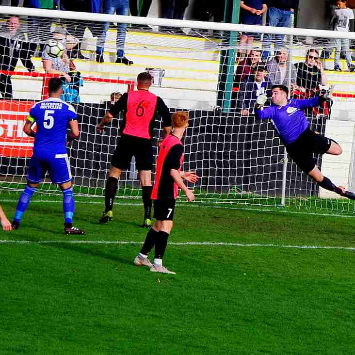 All of the goals from the #FAVase game v Long Eaton United