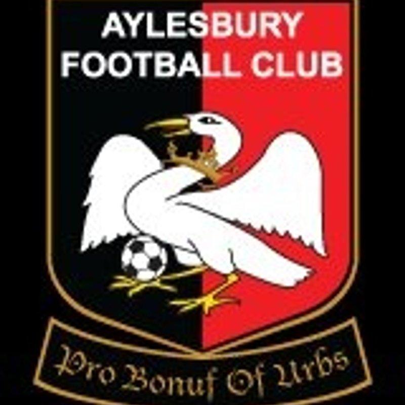 Aylesbury FC fixture change