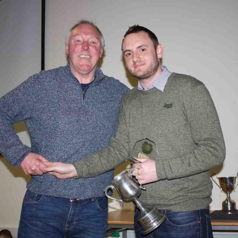 Andy Lloyd - Jim Davis award