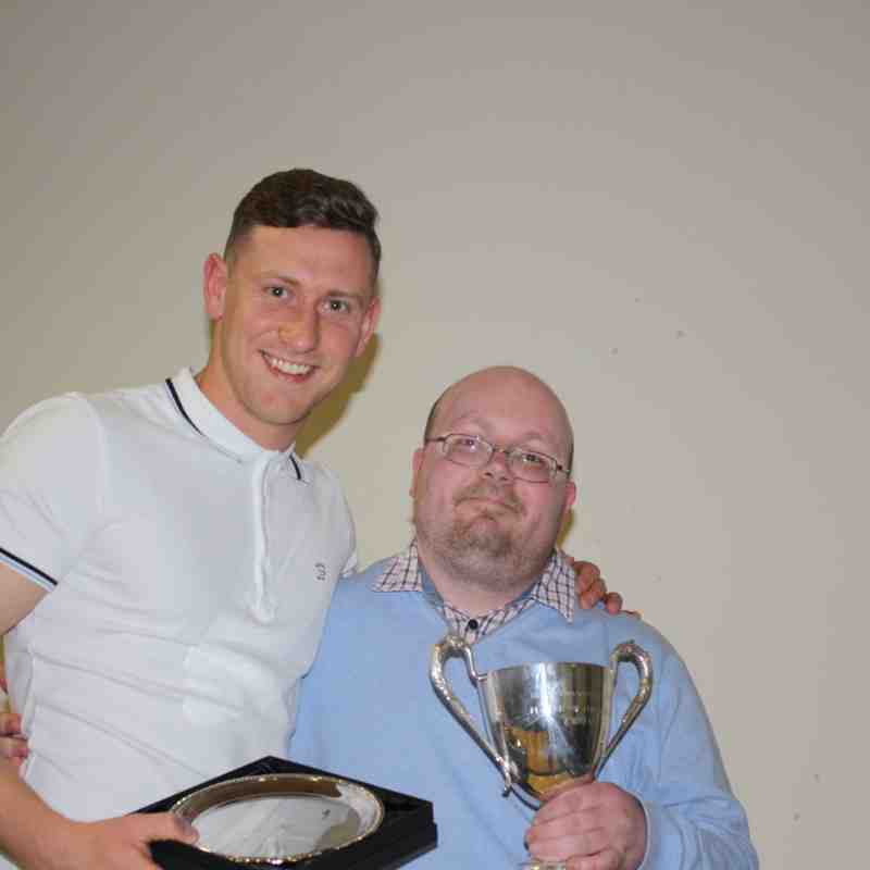 James Peters - Supporters Player of the Season