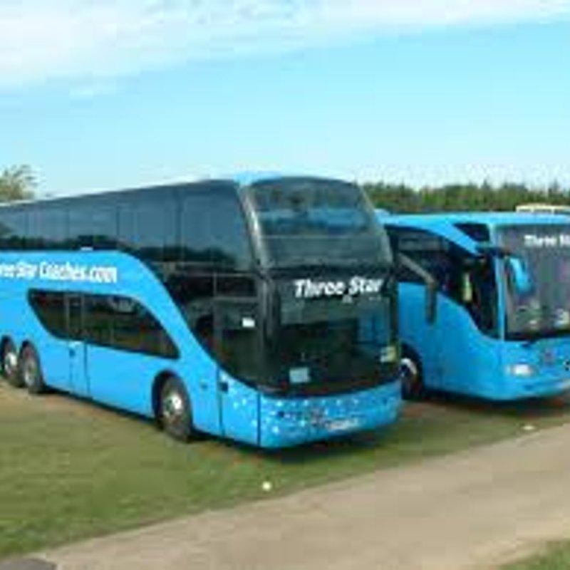 Coach to Aldershot - Daily Update - Tue 12th Dec