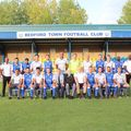 Bedford Town FC lose to Sutton Coldfield Town 1 - 2