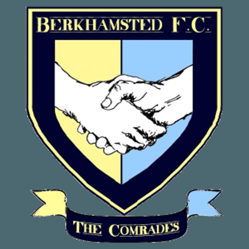 Berkhamsted FC - fixture change