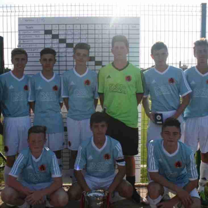 Bedfont Boys Win Meadow Sports in 2nd gear