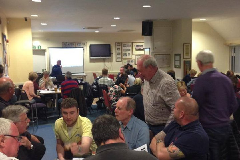 TCC Fun Quiz with pie and peas supper