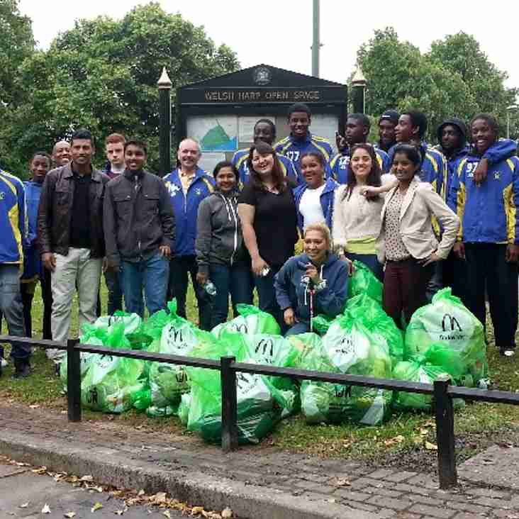 Forest United in the Community